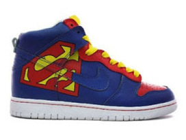 Superman Nikes | Superman Nike Dunks | Superman Nike Dunks | Superman Nikes | Scoop.it