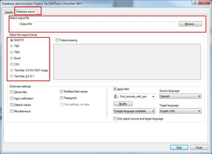 (CAT) - Open at heart: Terminology exchange formats in TermStar NXT | Muffadal Khorakiwala | Glossarissimo! | Scoop.it