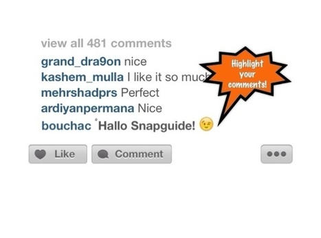 How to Comment With Bold Text on Instagram | Share Some Love Today | Scoop.it