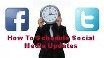How To Manage Your Social Media Updates More Efficiently | Content(ed) | Scoop.it