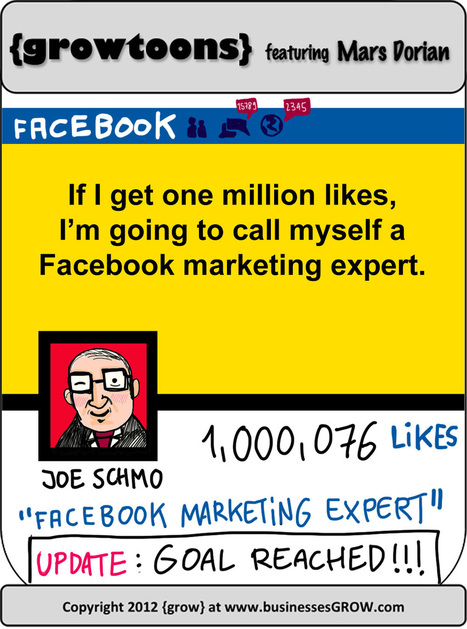 Facebook Inception. A {growtoon} | Social Media and Internet Marketing | Scoop.it