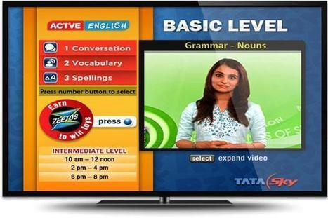 Apps for learning English | Technology and language learning | Scoop.it
