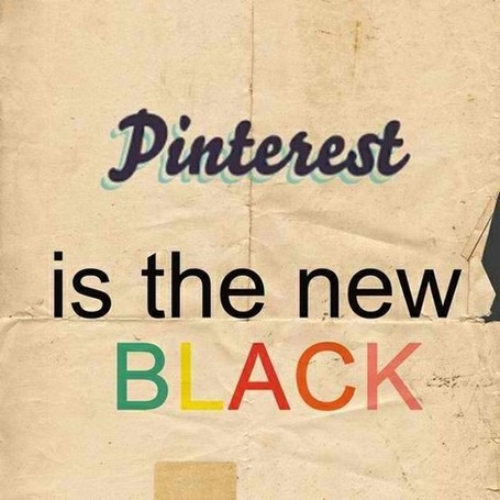 Pinterest- A Whole New Way of Engaging With Your Audience | Social media and education | Scoop.it