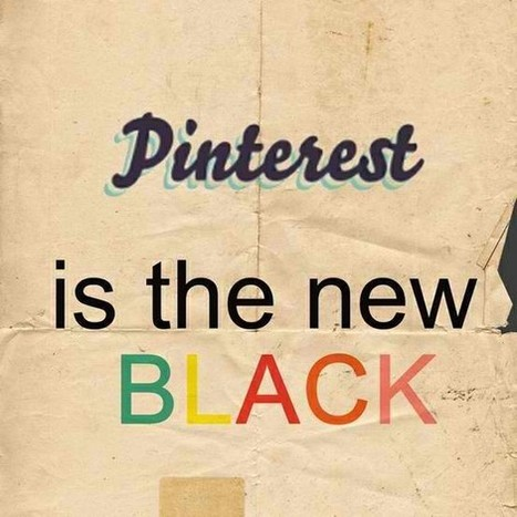 Pinterest- A Whole New Way of Engaging With Your Audience | Prionomy | Scoop.it