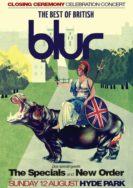 Blur - British Summer Time Hyde Park | London Events & News | Scoop.it