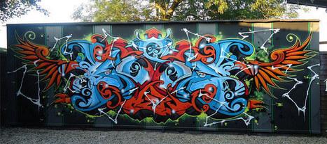 Boss. | Street Art and Street Artists | Scoop.it