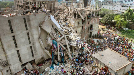 Dhaka Rana Plaza: Our Collective Responsbility | katefletcher.com | Eco Fashion Design | Scoop.it
