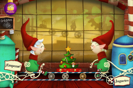 Cinco apps para disfrutar con los más pequeños en Navidad  | Blog de educación | SMConectados | Español para los más pequeños | Scoop.it