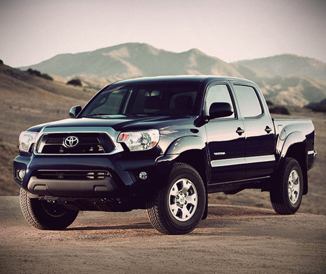 MagnaFlow Releases New Cat Back Systems – 2013 Toyota Tacoma | Toyota Tacoma | Scoop.it