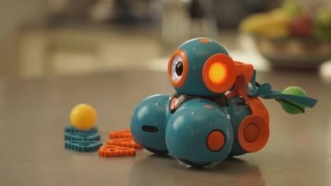 Dash, le nouveau robot pour apprendre à programmer - Geek Junior - | Ressources pour la Technologie au College | Scoop.it