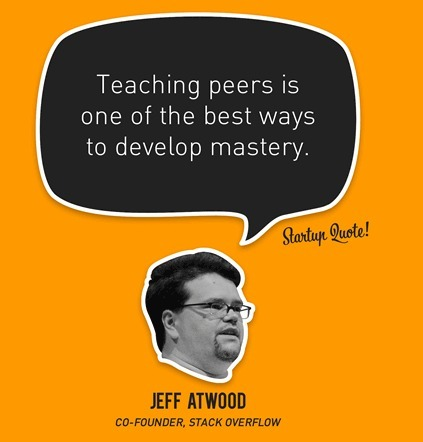 How Peer Teaching Improves Student Learning and 10 Ways To Encourage It | Instructional Design | Scoop.it