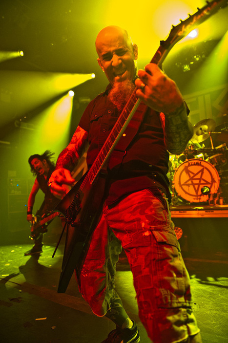 Anthrax played 'Among the Living' in full at Irving Plaza with Exodus ... - Brooklyn Vegan (blog) | Roadburn Festival 2013: 18-20 Abril, Tilburg | Scoop.it