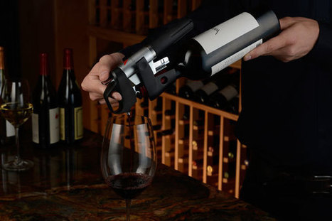 Coravin secures another $13m in funding | Vitabella Wine Daily Gossip | Scoop.it