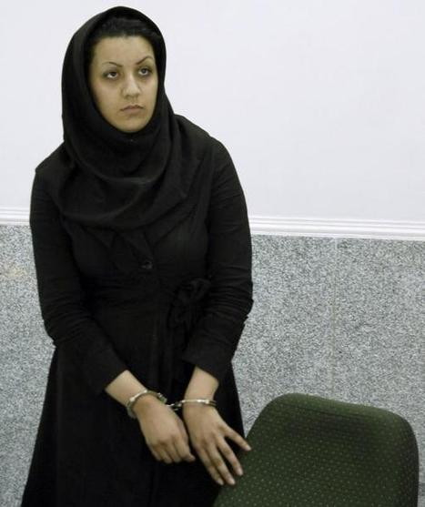 Hanged Iranian Woman Leaves Heartbreaking Last Message | SocialAction2014 | Scoop.it