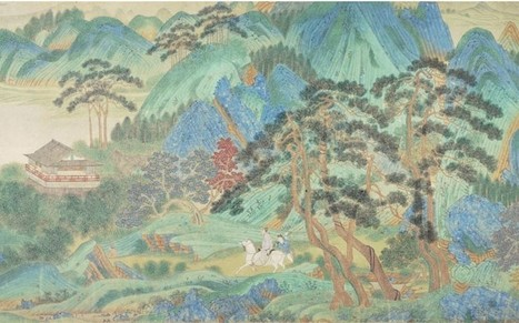 Masterpieces of Chinese Painting 700-1900, V&A, review - Telegraph.co.uk | Ancient Origins of Science | Scoop.it