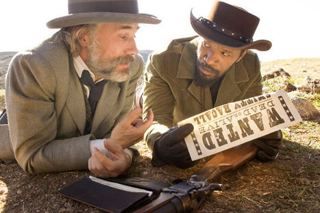 The Unified Tarantino Film Theory and Django Unchained | Underwire | Wired.com | A2 Film Studies | Scoop.it