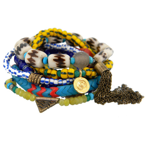 Lacey Ryan Illuminate Bracelet Set | Arm Candy - Hottest Jewelry Trends 2013 | Scoop.it
