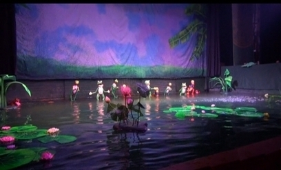 Kids taught environment protection through puppetry - News VietNamNet | Climate Change Adaptation in Southeast Asia | Scoop.it