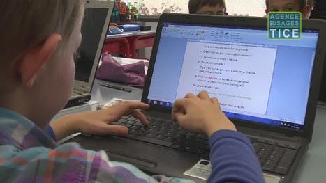 L'Agence nationale des Usages des TICE - L'ENT à l'école de Drucat | ENT | Scoop.it