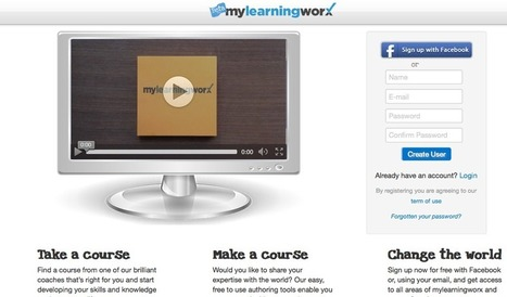 Start-up mylearningworx aims to 'democratise UK learning' | Crowd-sourced-learning-content | Scoop.it