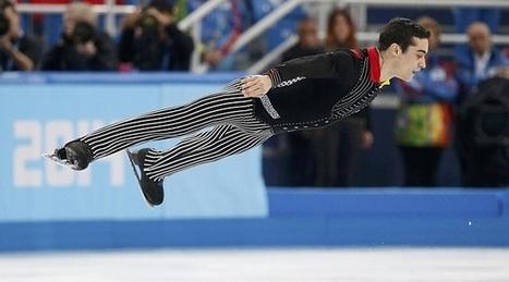 Sochi 2014: Javier Fernández, tercero tras el programa corto - MARCA.com | Juegos Olímpicos en Sochi | Scoop.it