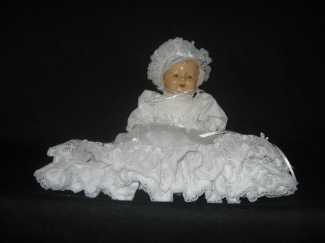 Vintage 1920's Composition and Cloth Body Sleepy Eye Baby Doll - The Vintage Village | All About Vintage | Scoop.it