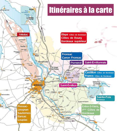 Les Grands Vins de Bordeaux   Bordeaux   Scoop.it