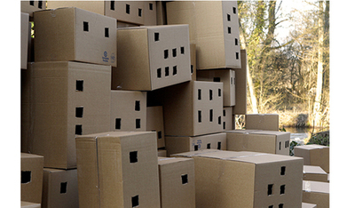 'Otherwise Occupied' by Bashir Makhoul | Art Installations, Sculpture, Contemporary Art | Scoop.it