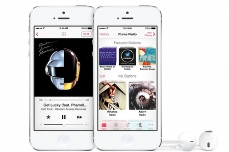 Apple Opens Up iTunes Radio Inventory to Automated Buying Through iAd | Radio 2.0 (En & Fr) | Scoop.it