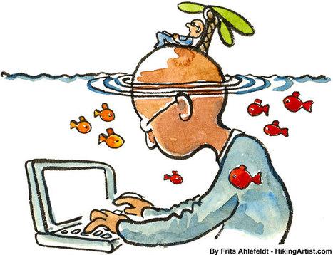 A Little Weird? Prone to Depression? Blame Your Creative Brain   Developing Creativity   Scoop.it