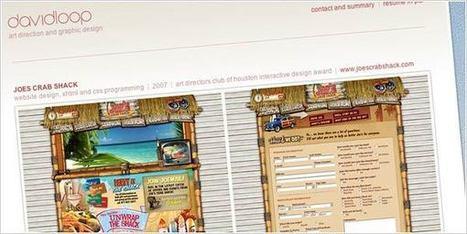 Digital Web Magazine - Creating The Perfect Portfolio | Linguagem Virtual | Scoop.it