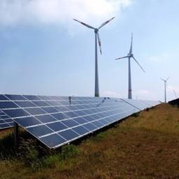 Mix électrique : l'éolien et le solaire devancent le thermique | Cleantech & ENR | Scoop.it
