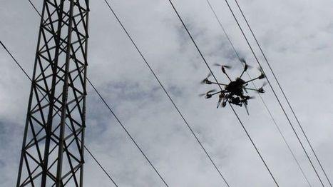 Facebook piensa en el uso de drones para facilitar el acceso a ... - Te Interesa | Social Media para sacar la cabeza del agujero. | Scoop.it