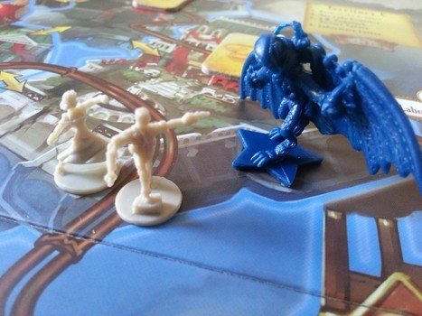 Checking out the BioShock Infinite: Siege of Columbia board game - VG247 | Boardgames | Scoop.it