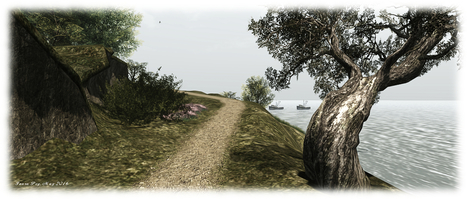 A summer's farewell to Frisland - Laluna Island - Second Life | Second Life Destinations | Scoop.it