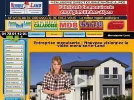 portail land ou menuiserie land | Menuiserie Land ou Portail Land 69 | Scoop.it