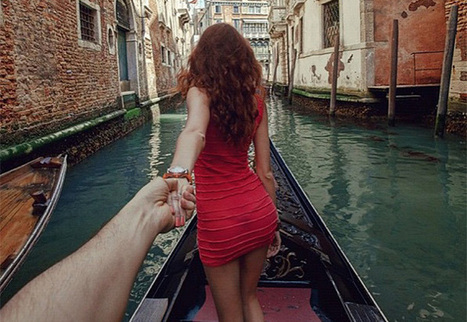 Girlfriend leads photographer by the hand through the most amazing places of the world   LaPhoto   Scoop.it