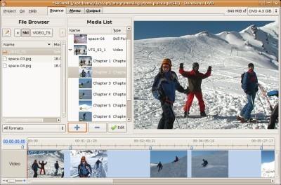 Bombono DVD | Author DVD Freely | Ubuntu Linux | Scoop.it