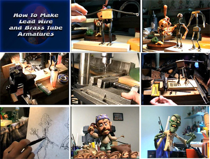 Downloadable Clay and Stop Motion Animation Video Tutorials | Performance Learning Daily | Scoop.it
