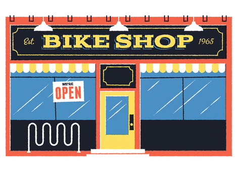 How to Shop at a Bike Store | Bicycling Magazine | Gear for Cyclists | Scoop.it