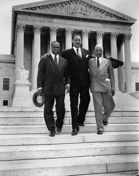 Brown v. Board Of Education: Black History Photo Of The Day (PHOTO) - Huffington Post | Rethinking the Way We Educate Our Children | Scoop.it