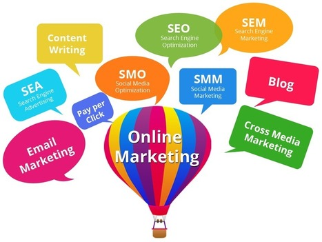 Get Benefitted from Services of Online Marketing Company in India | Digital Marketing | Scoop.it
