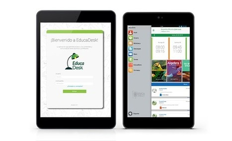 EducaTablet - La herramienta escolar del futuro inmediato | Mobile Learning | Scoop.it