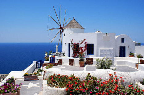 Where to stay in Santorini | travel | Scoop.it