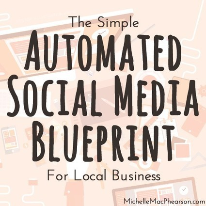 The Simple, Automated Social Media Blueprint For Local Business | Local Business marketing | Scoop.it