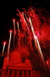 Leasa's BIG adventure!: New Year's Eve--Ricky Martin Style! - BLOG | Finland | Scoop.it
