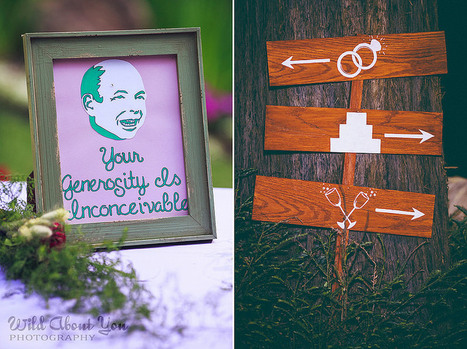 Creative Alternatives for Independent Brides   Great Photography Inspiration   Scoop.it