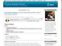Java Spotlight Episode 147: Javier Fernández González on Java 7 Concurrency Cookbook   Java Spotlight   Scoop.it