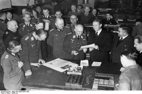 Sprache und Sprachlenkung im Nationalsozialismus | bpb | didaktik | Scoop.it