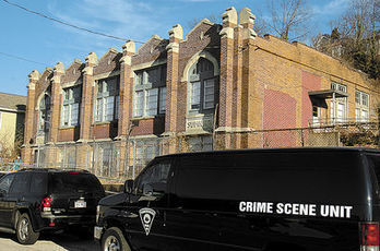 Thieves pull copper from Sumnerite Museum - Parkersburg News | Copper & Metals Theft | Scoop.it